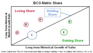 case study on bcg matrix application
